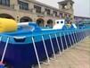 河南鄭州放松心情水上互動水上沖關出租呆萌卡通模型出租