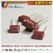 塑封方形保险丝t125MA-15A300v认证齐全红色方型微型保险丝