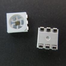 现货APA102灯珠/WS2813断点续传/SK6812/RGBW全彩内置IC贴片灯珠图片