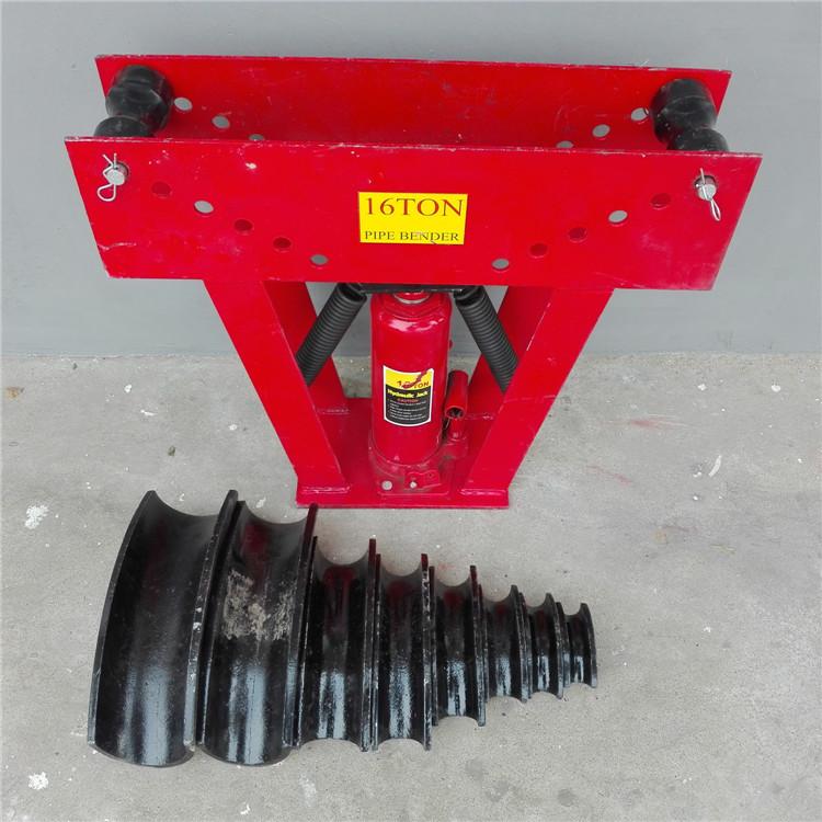 液压式弯管机小型手动弯管机折弯机
