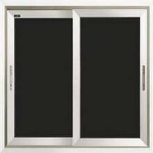 廣東佛山法萊克二軌(斷橋)推拉窗全國可做廠家直銷圖片