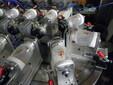 八色印奶瓶机,奶瓶印刷机,奶瓶印刷套色机