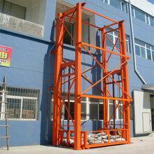大同升降货梯厂家导轨液压式升降机升降货梯升降机维修图片