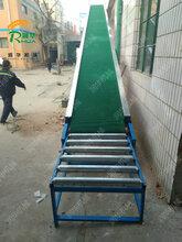专业生产皮带机装卸车用皮带输送机移动输送机厂家图片