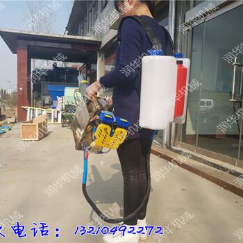 节水省药脉冲弥雾机大棚背负式打药机农用汽油喷雾器