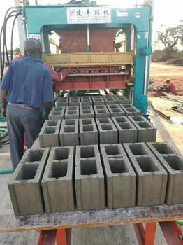供应人行步道砖机面包砖机S砖制砖机厂家全国供应