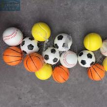 供应手腕训练发泡球pu爆款压力表情球