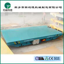 轨道平车电机原装拖电缆供电电动平车使用工况