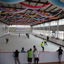 科诺仿真冰板助力冬博会展现先进仿真冰场