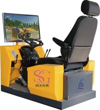 SG-XC7裝(zhuang)載(zai)機叉車操作教學(xue)儀(yi)圖片