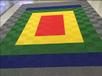 汽车美容车间地面专用地格栅与瓷砖的优势