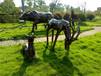 玻璃钢雕塑制作厂家,仿铜雕塑造型,仿铜水牛造型制作,玻璃钢雕塑造型