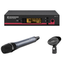 森海塞尔EW135G3专业无线麦克风k歌演出专用话筒