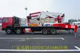 大吨位折臂吊车、汽车起重车厂家直销80吨、100吨、120吨、150吨、200吨。