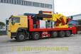 上海80吨、100吨、150吨、200吨折臂吊车、折臂式随车吊厂家