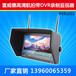 富威德10.1寸航拍监视器高亮度阳光下可见带DVR录制功能内置电池无线接收功能