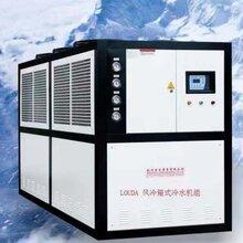 供应工业螺杆冷水机、废气处理冷凝回收冷冻机图片