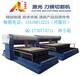 市场销售第一AL1218-1500瓦大功率木板激光刀模切割机