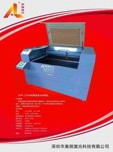 全新推荐AL1209-150瓦激光刀模机-CO2木板激光丝杆机