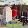 大田果园施工厂家果树安装自动化滴灌设备智能水肥一体化机安装