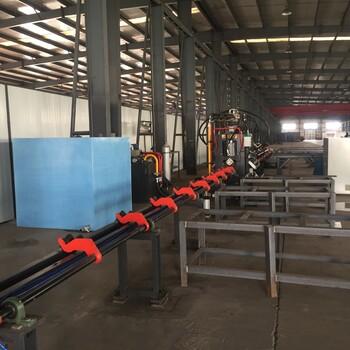数控角钢线/济南光先数控JNC125型数控角钢生产线