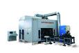 立体车库H型钢钻割生产线光先数控多功能H型钢数控三维钻床