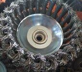 直销美国进口钢丝圆盘式毛刷