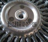 直销进口不锈钢钢丝毛刷轮不锈钢钢丝毛刷