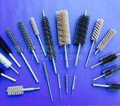 采用进口杜邦磨料刷丝制造的去毛刺管子刷拥有高产量