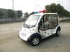 电动执法巡逻车上海经销商报价_上海四轮敞篷电动巡逻车加雨帘