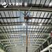 電商倉庫大型工業大吊扇配送中心大型工業超大吊扇