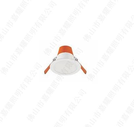 欧司朗LED筒灯2.5寸3.5W明睿系列家居LED筒灯