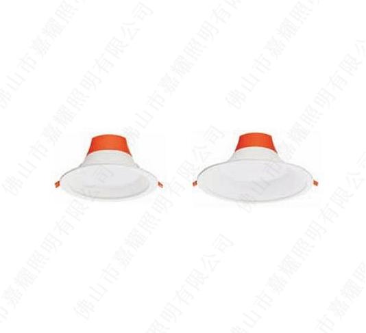 欧司朗商场LED筒灯6寸19W/8寸23W展会LED筒灯