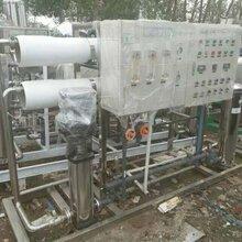 鵬運二手三合一灌裝機,襄樊二手灌裝機套標機膜包機優質服務圖片