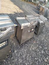 长期出售二手肉加工设备绞肉机,真空和面机,火锅低料生产线