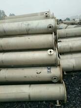 长期出售二手列管冷凝器,螺旋板式换热器,板式换热器