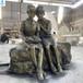 迪慶玻璃鋼人物雕塑價格實惠,人像雕塑