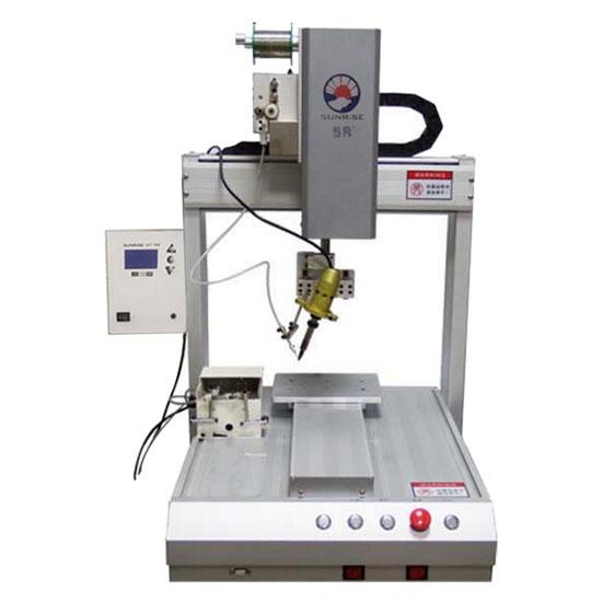 全自动焊锡机sr-1133焊锡机器人
