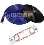 耐高温隔热硅橡胶防火阻燃套管耐热管图片