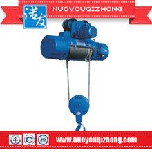 单速/双速钢丝绳电动葫芦-CD1/MD1钢丝绳电动葫芦