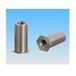 供应现货通孔不锈钢六角压铆螺柱SOS-M4-10