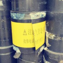 管道防挖板防挖警示板聚乙烯薄板防挖警示板价格
