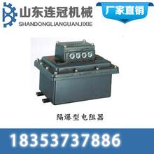 连冠机械电阻器电机车配件