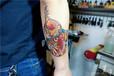 纹身前后须知,武汉专业纹身店,光谷墨守纹身教你学纹身知识