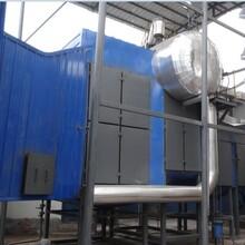 热管式余热蒸汽锅炉图片