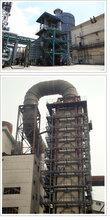 工业窑炉烟气余热发电系统专用余热蒸汽锅炉图片