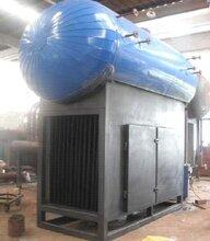 蓄热式焚烧炉专用余热蒸汽锅炉图片