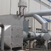 天然气熔铝加热炉烟气余热回收新技术图片