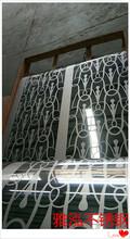 不锈钢镜面蚀刻电梯板