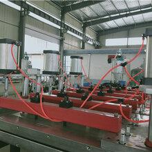 青岛新型中空建筑模板生产线-PP三层建筑模板设备